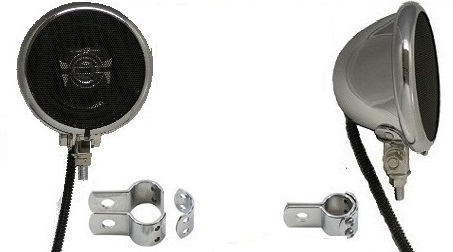 Unplugged Motorcycle Speakers ADD ONS