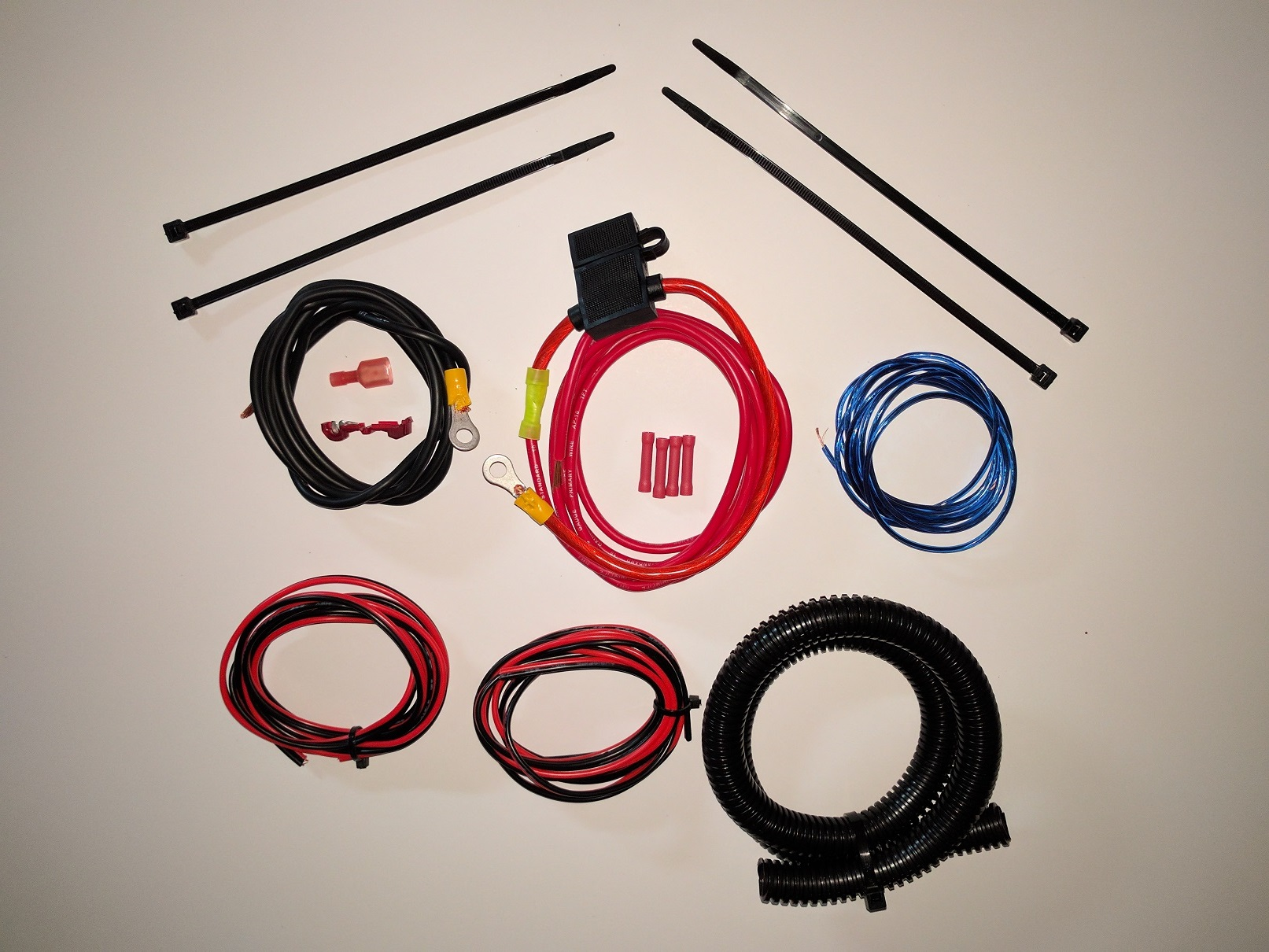 Amplifier Wiring Install Kit
