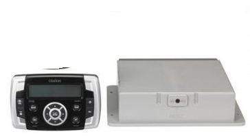 Clarion AM FM USB Bluetooth Radio with Full Function LCD Remote Control